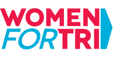 WOMEN FOR TRI LOGO