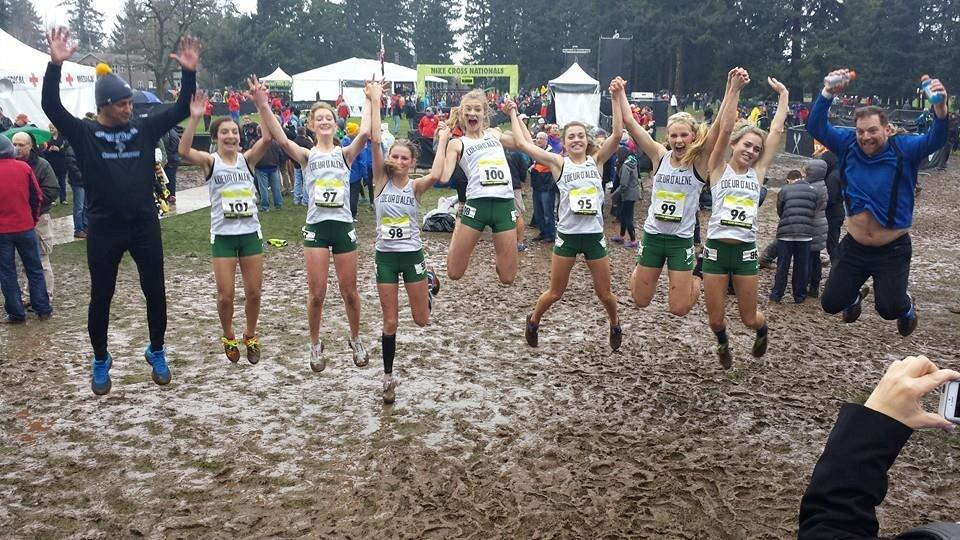 Coeur d'Alene High School Cross Country