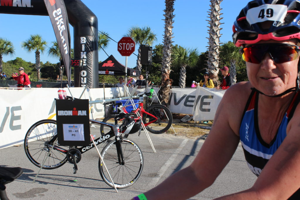 IRONMAN First-timer, Rory Kencec, is pumped to be racing her first IRONMAN, and giving back to her local race community!