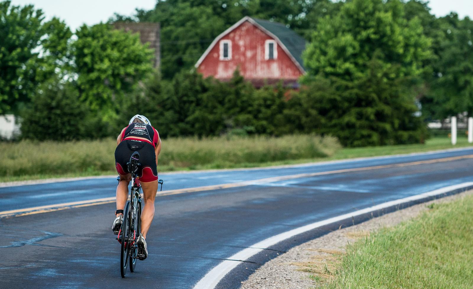 IRONMAN Wisconsin Bike