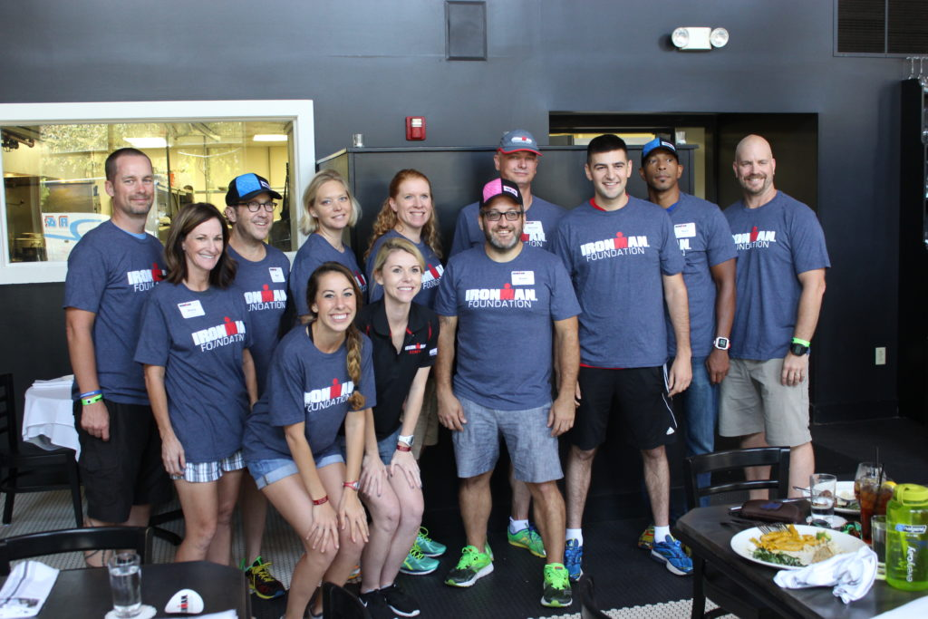 TEAM IMF Athletes were so excited to finally gather together in Chattanooga to celebrate fundraising success, and all of their hard training!