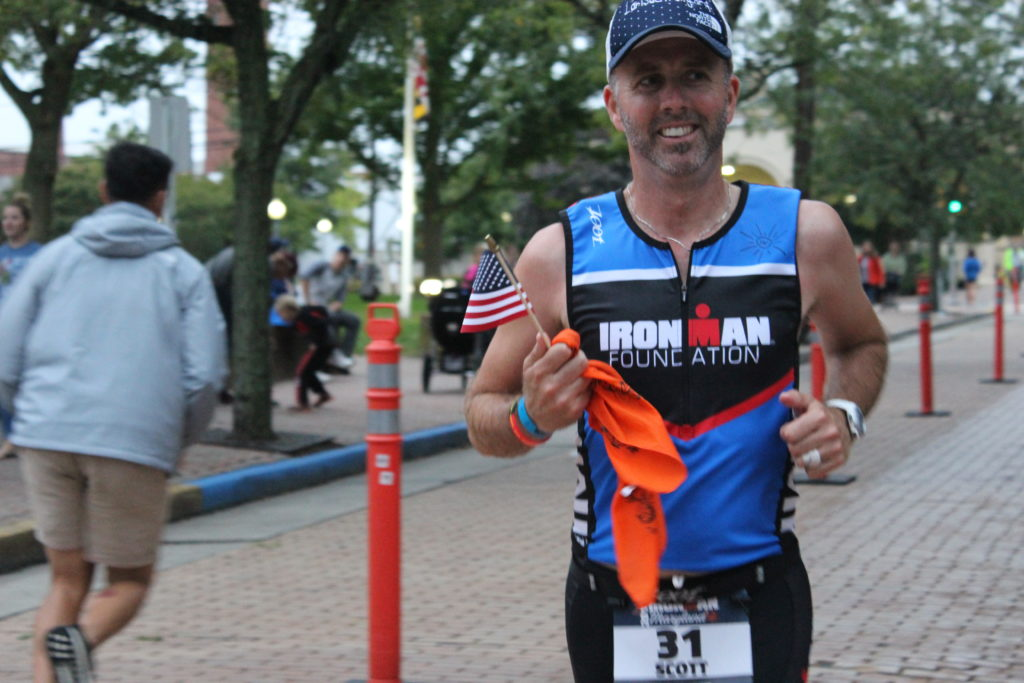 Steve- YOU ARE AN IRONMAN!!!!