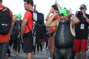 IMF Athlete, Marcus Cook, is ready to take on his first IRONMAN!